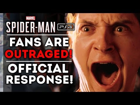 Spider-Man PS4 Fans OUTRAGED by