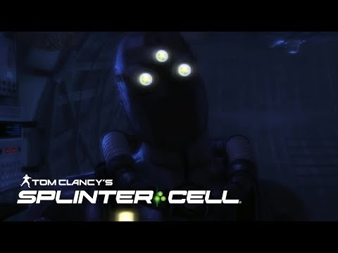 Classic Splinter Cell Stealth Infiltration Gameplay - Splinter Cell Double Agent (Iceland)