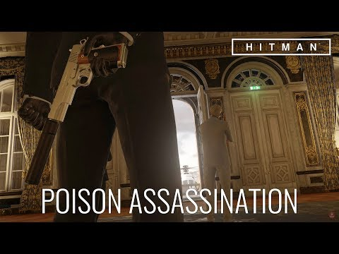 HITMAN™ Professional Difficulty - The Showstopper, Paris (Silent Assassin Suit Only, Poison Syringe)