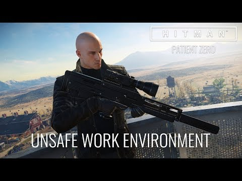 HITMAN™ Patient Zero - Unsafe Work Environment (Silent Assassin)