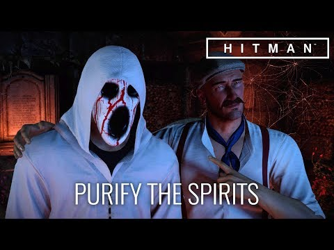 HITMAN™ Patient Zero - Purify the Spirits | The Author, Sapienza (Silent Assassin)