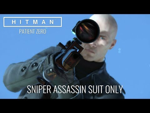 HITMAN™ Patient Zero - Sniper Assassin, The Author, Sapienza (Silent Assassin Suit Only)