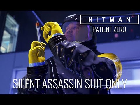 Hitman Patient Zero Hokkaido Silent Assassin Suit Only No