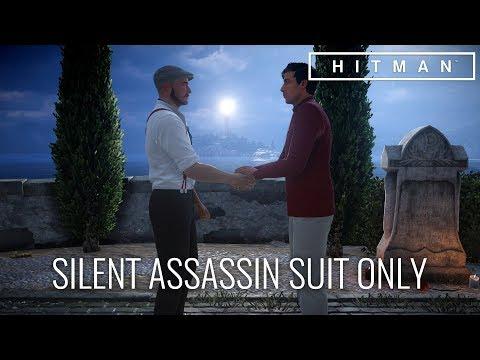 Hitman Patient Zero The Author Sapienza Silent Assassin Suit