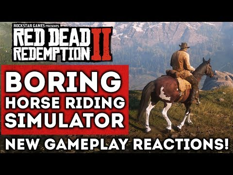 Red Dead Redemption 2 is a