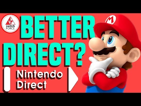 NEW Nintendo Direct Tomorrow! Better Than Last Years?!