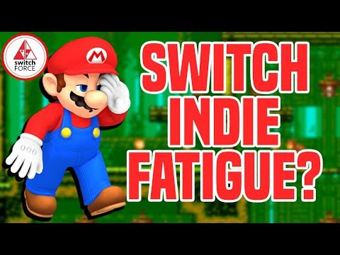 Switch Indie Fatigue: Do YOU Have it??
