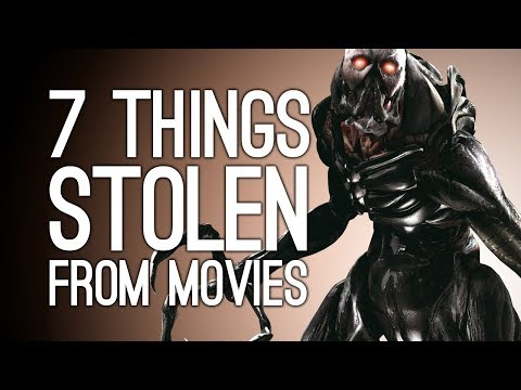7 Things Games Stole Shamelessly from Movies