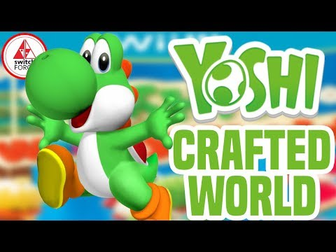 Nintendo Direct Delayed, Yoshi Switch Official Title Revealed?