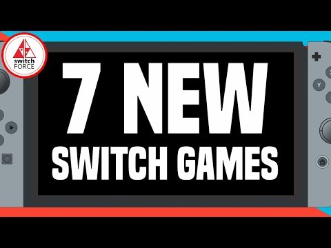 7 Very Different NEW Switch Games JUST ANNOUNCED!