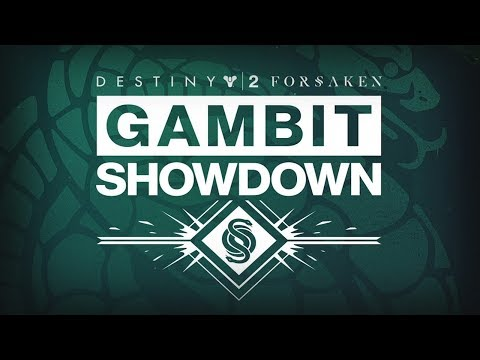 GAMBIT - DESTINY 2 FULL GAMEPLAY PREVIEW LIVE
