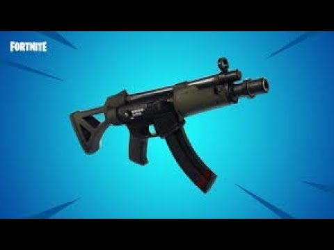 FORTNITE SEASON 5 - NEW SMG GAMEPLAY BATTLE PASS GIVEAWAY