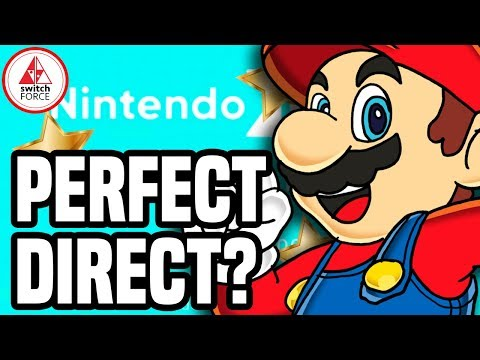 New Nintendo Direct Is BACK: THE PERFECT SHOW?