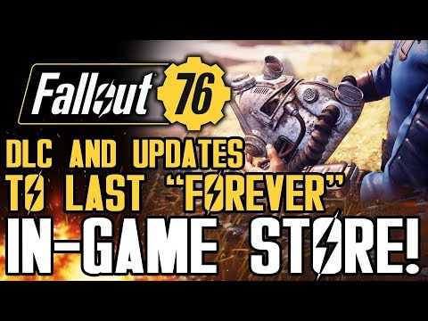 Fallout 76 - Updates and DLC to Last
