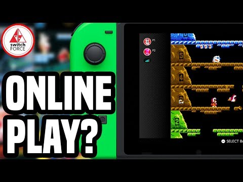 Nintendo Switch NES Online Play: HOW DOES IT WORK? IS IT FUN?