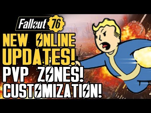 Fallout 76 - New Multiplayer Updates!