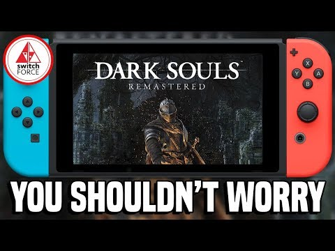Dark Souls Remastered Switch: So How Good Is It?