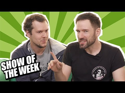 WWE 2K19 Gameplay and Mike vs Andy Backstage Brawl! Show of the Week