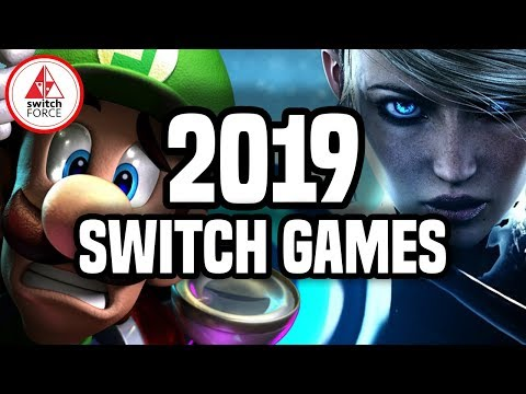 2019 Switch Games: BIGGEST Titles Ranked