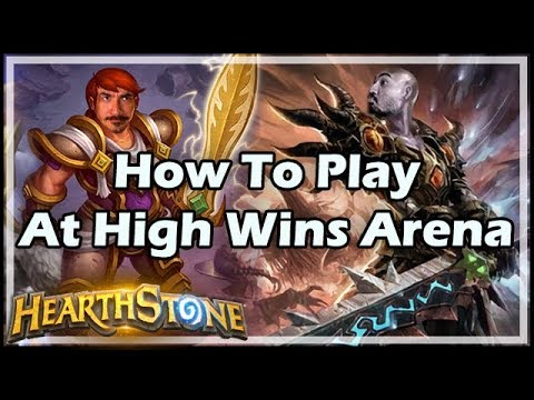 How To Play At High Wins Arena - Boomsday / Hearthstone