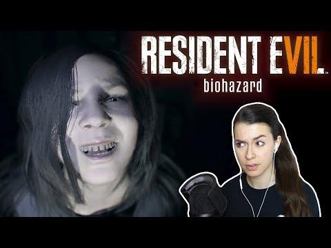 THE KID MUST DIE! | Resident Evil 7 Playthrough | Part 11