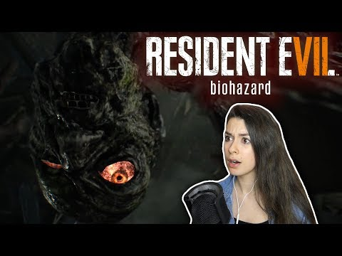 WHAT ARE YOU?! | Resident Evil 7 Playthrough | Part 10