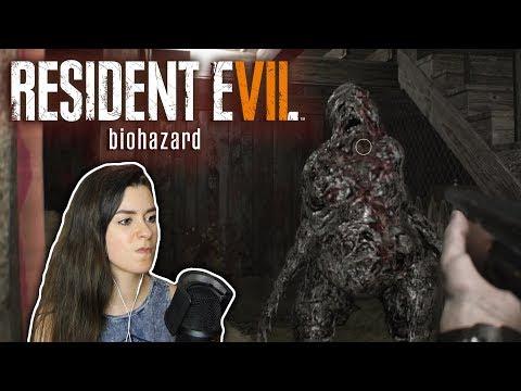 NEW MONSTER! | Resident Evil 7 Playthrough | Part 9