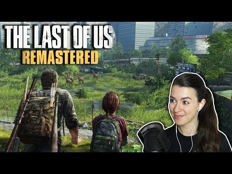 A TOUCHING MOMENT | The Last of Us Remastered | Part 13