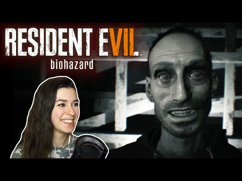 TERRIBLE BIRTHDAY PARTY | Resident Evil 7 Playthrough | Part 8