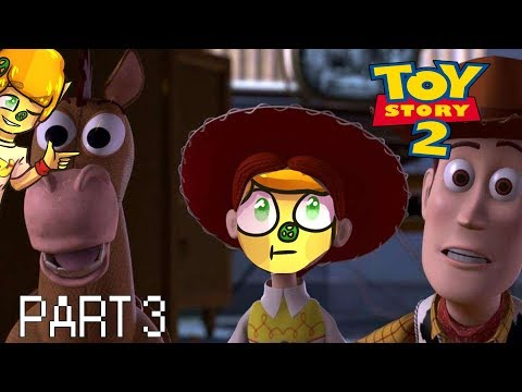 Toy Story 2: Buzz Lightyear to the Rescue! 100% Gameplay Walkthrough Part 3 (PS1 GAMEPLAY)