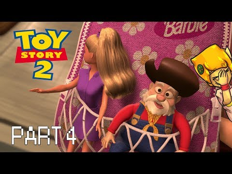 Toy Story 2: Buzz Lightyear to the Rescue! 100% Gameplay Walkthrough Part 4 (PS1 GAMEPLAY)