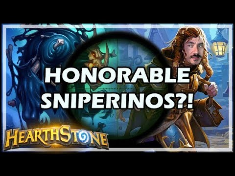 HONORABLE SNIPERINOS?! - Boomsday / Hearthstone