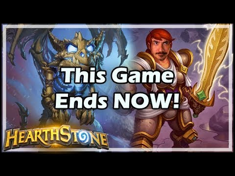 This Game Ends NOW! - Boomsday / Hearthstone