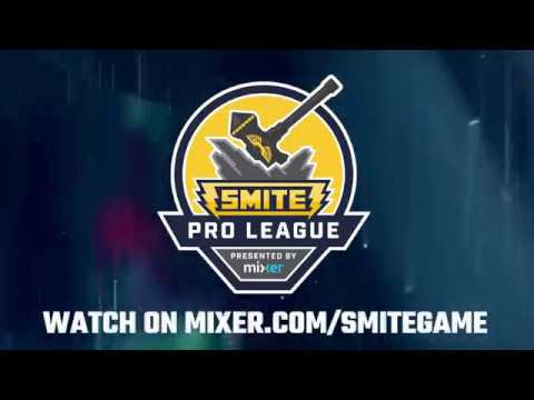 Watch the SMITE Pro League Fall Split - August 28 - October 5
