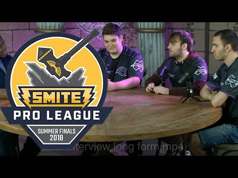 SMITE Summer Finals 2018 - Rival Interview