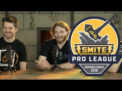 SMITE Summer Finals 2018 - Spacestation Gaming Interview