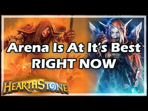 Arena Is At It's Best RIGHT NOW - Boomsday / Hearthstone