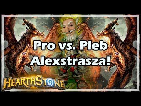 Pro vs. Pleb Alexstrasza! - Boomsday / Hearthstone