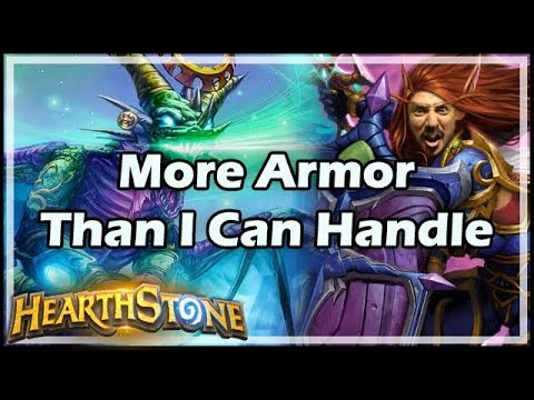 More Armor Than I Can Handle - Boomsday / Hearthstone