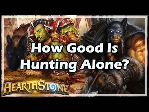 How Good Is Hunting Alone? - Boomsday / Hearthstone