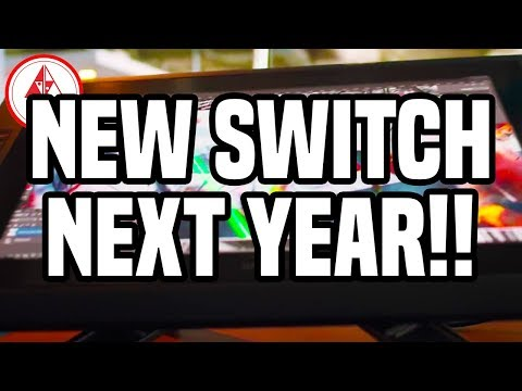NEW Switch Console Coming In 2019 + DETAILS - BREAKING NEWS FROM WSJ