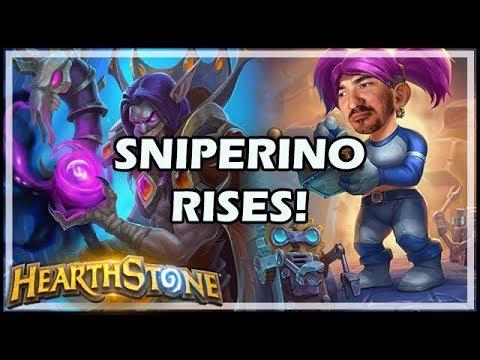 SNIPERINO RISES! - Boomsday / Hearthstone