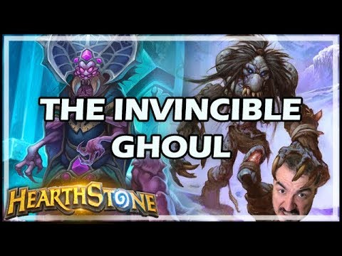 THE INVINCIBLE GHOUL - Boomsday / Hearthstone