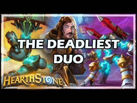 THE DEADLIEST DUO - Boomsday / Hearthstone