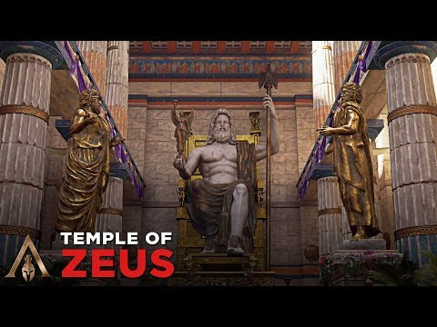 Temple Of Zeus Location Assassin S Creed Odyssey
