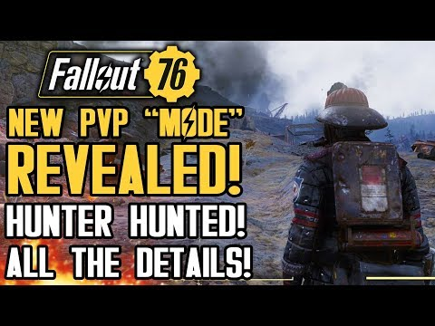Fallout 76 - New PVP Game
