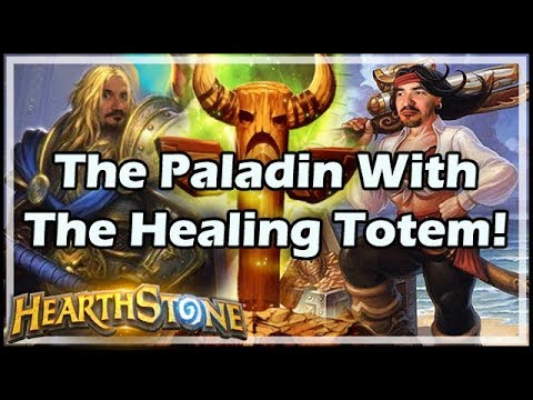 The Paladin With The Healing Totem! - Boomsday / Hearthstone