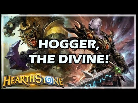HOGGER, THE DIVINE! - Boomsday / Hearthstone