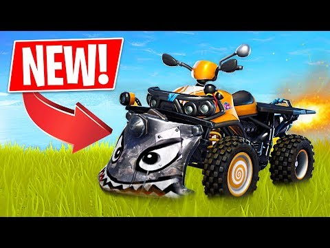 *NEW* Rocket ATV