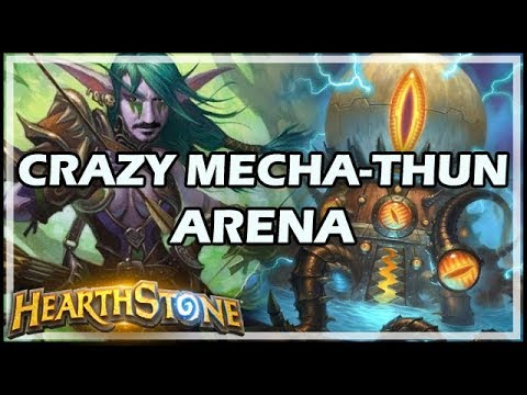 CRAZY MECHA-THUN ARENA - Boomsday / Hearthstone